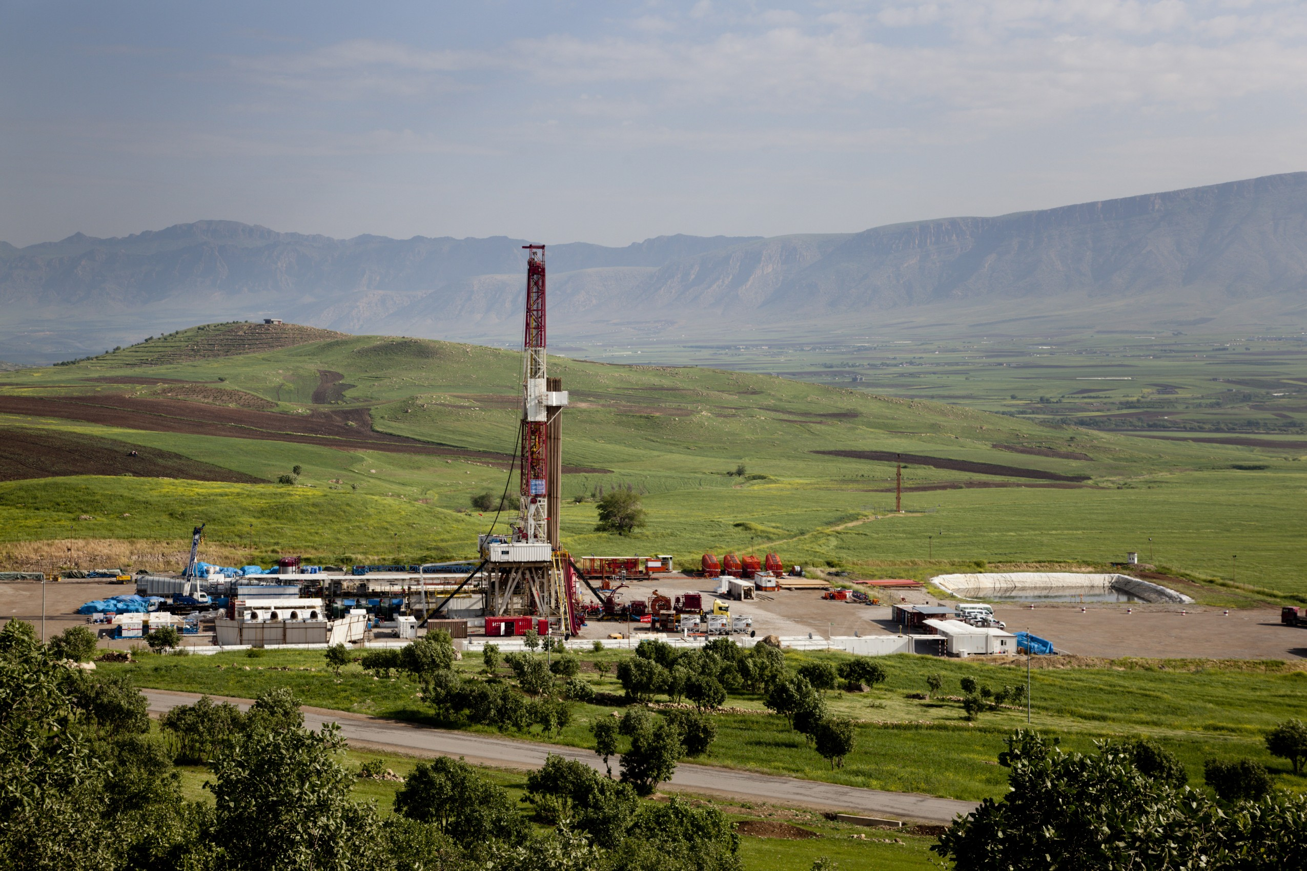 Oil Boom in Iraqi Kurdistan