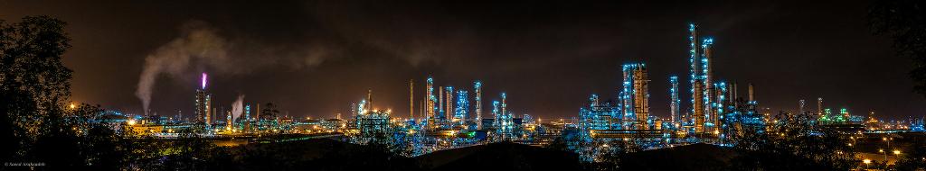 Iran energy Asalouyeh refinery