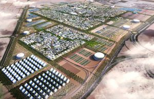 United Arab Emirates energy masdar city