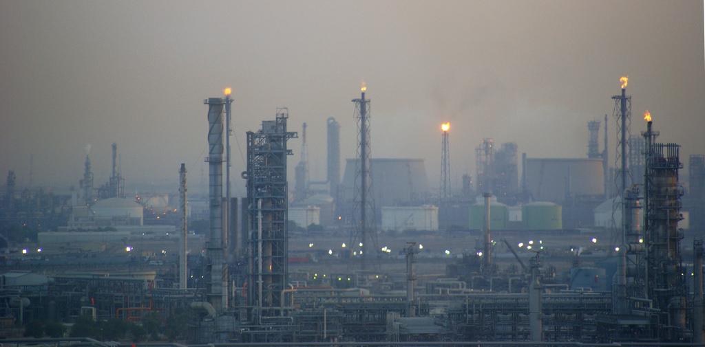 al-Ahmadi, Abdullah and al-Shuaiba refinery kuwait energy