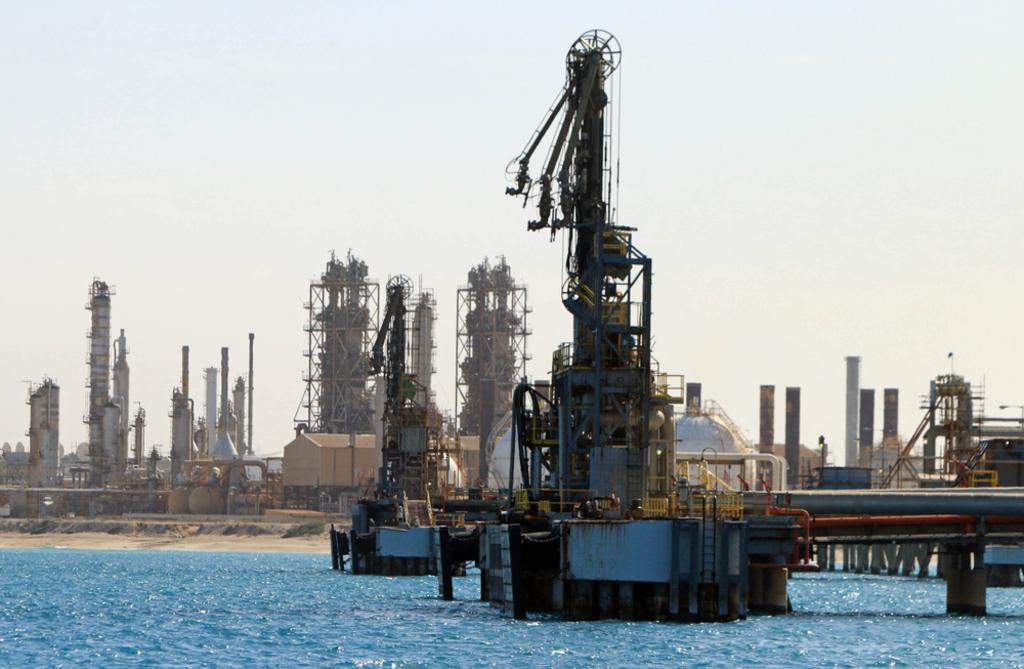 Libya-Oil in Libya