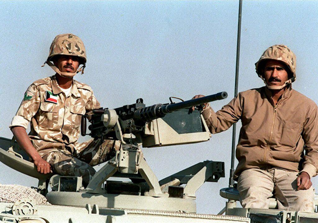 مدينة الكويت التاريخ العسكري