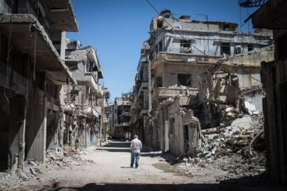 2014 Presidential Elections amid Civil War in Syria