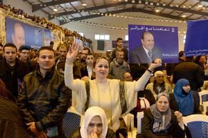 الجزائر عبد العزيز بو تفليقة انتخابات