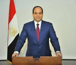 عبد الفتاح السيسي / Photo Facebook