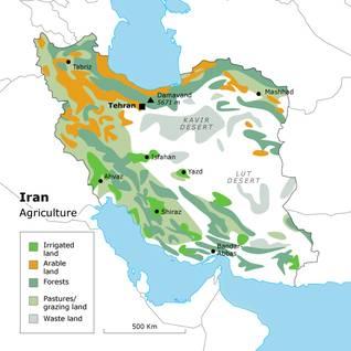 Agricultur iran