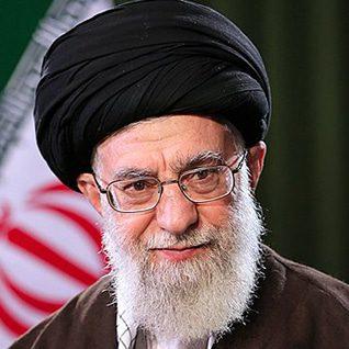 - البرلمان الإيراني المرشد الأعلى للثورة الإيرانية آية الله السيد علي خامنئي