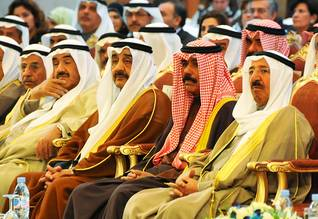 governance kuwait - royal family