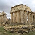 معبد زيوس في قورينا