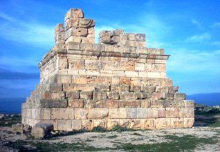 ضريح ماسينيسا في سيرتا قرب قسنطينة