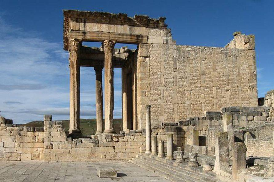 Tunisia antiquity