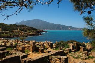 Remains of the Roman city of TipisaPhoto Shutterstock