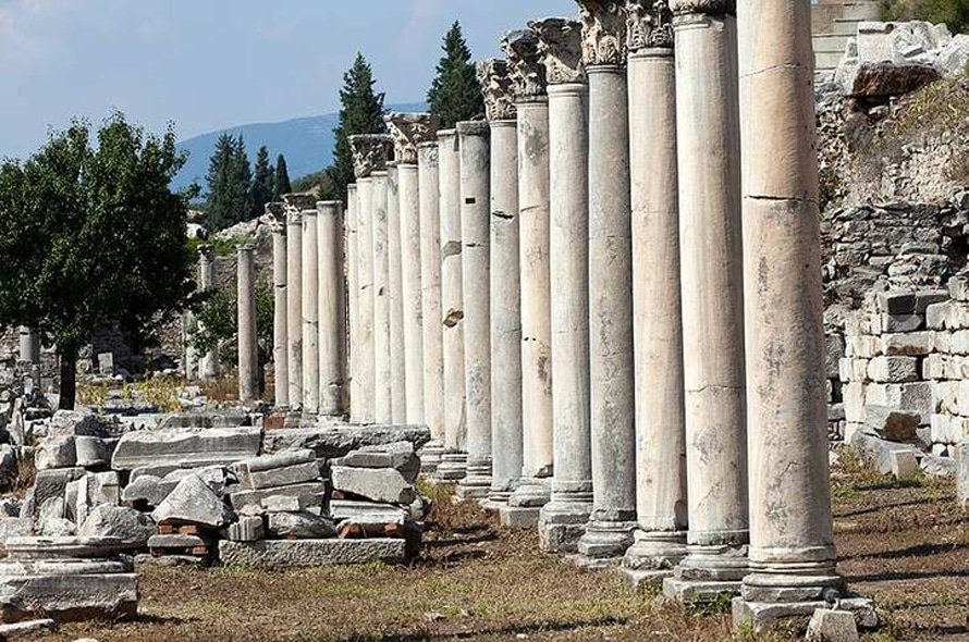 Turkey's Antiquity