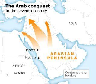 الفاتحون العرب