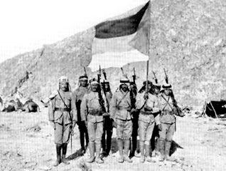 Palestine: The Arab Revolt (1936)