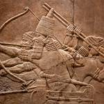Assyrian relief Photo Shutterstock