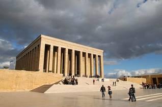 Mausoleum of Atatürk Photo Shutterstock