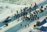 الجيش البحريني يتقدم باتجاه الساحة Photo HH