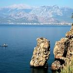 Antalya coastline Geography Turkey