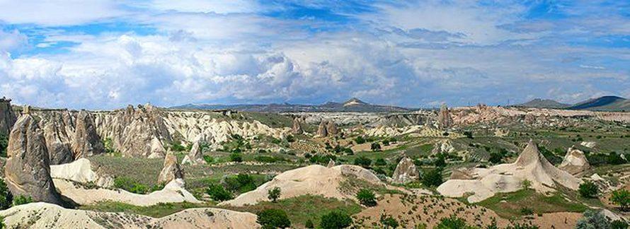 Cappadocia / Geography Turkey