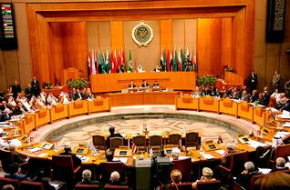 Arab League meeting in December 2011