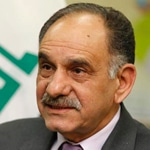 Prominent Sunni Arab leader Salah al-Mutlak