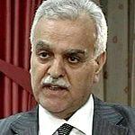 Prominent Sunni Arab leader and Vice-President Tariq al-Hashimi