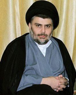 Shiite Islamist leader Sayyid Muqtada al-Sadr