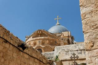 The Church of the Holy Sepulchre in Jerusalem / Photo HH