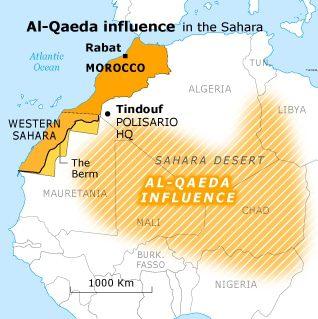 نهاية الحكم الإسباني في الصحراء الكبرى