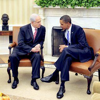 Barack Obama and Benjamin Netanyahu meet in Washington D.C., in 2010 /Photo HH