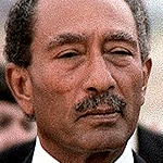 Egypt President Anwar Sadat