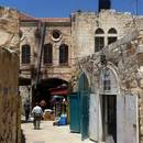 Jenin, old city