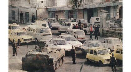 Algeria: Civil War (1991-2002)
