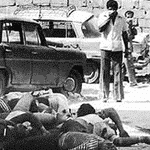 The Sabra and Shatila massacres