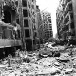 الدمار في بيروت