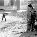 Photo HH   ولد يطلق النار في شوارع بيروت