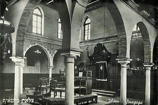 The synagoge of Tripoli