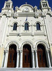 ترميم كنيسة القديسين في الاسكندرية بعد هجوم 2011