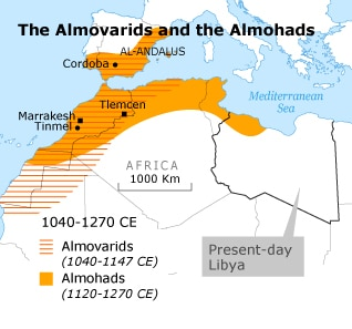 The Almovarids and the Alomohads (Libya)