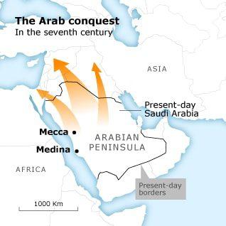 الاسلام الفتوحات الاسلامية