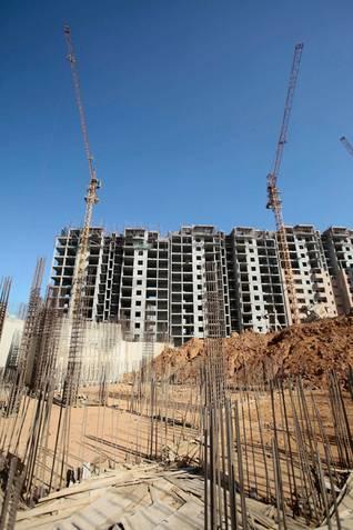 Economy Algeria - Construction
