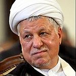 - البرلمان الإيرانيآية الله هاشمي رفسنجاني، أحد رجال السياسة الذين اتهمهم عباس باليزدار بالفساد