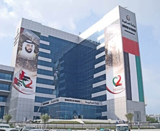 UAE Governance - Finance Ministry