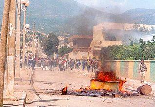 الجزائر احتجاجات