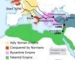الأراضي المقدسة: الحروب الصليبية
