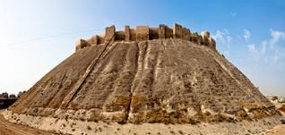 The Citadel in Aleppo