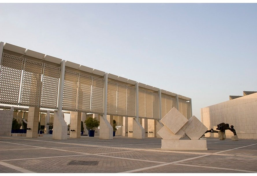 Culture of Bahrain - The National Museum in Manama, Photo Fanack.