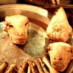 Local delicacy: pacha, boiled sheep head / Photo Fanack