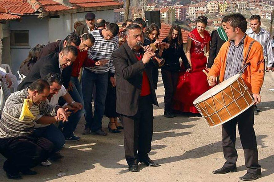 حفل زفاف في أنقرة / Photo Shutterstock
